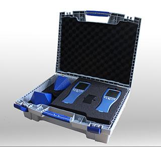 专业全频段电磁辐射测量仪套装 EMF4 (1Hz-9.4GHz)