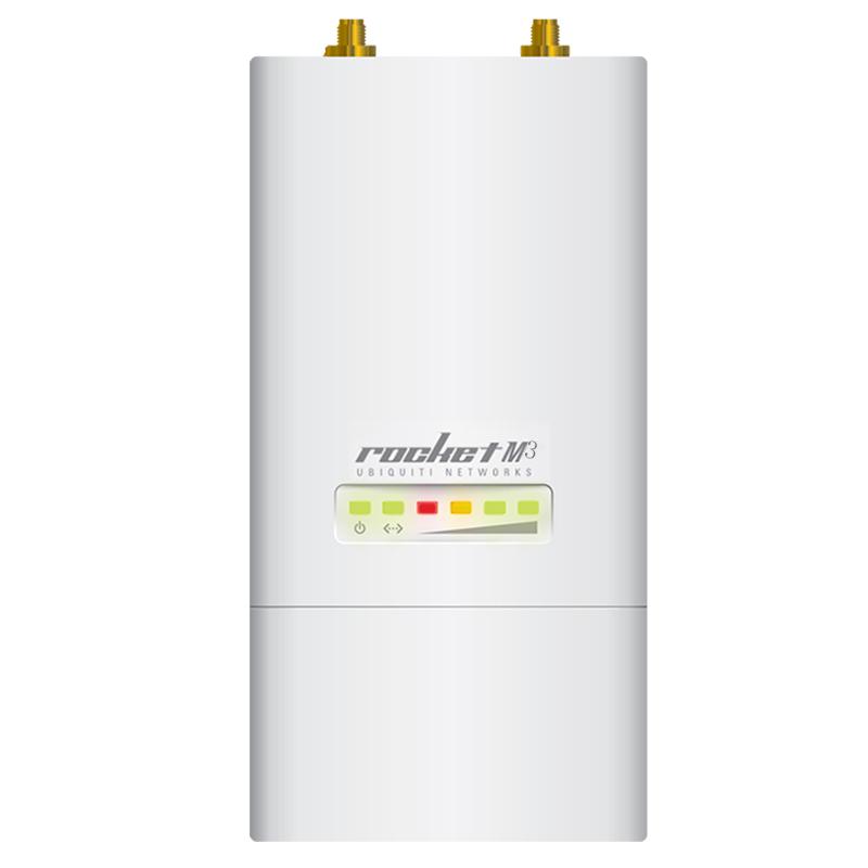UBNT RocketM3 3.5GHz 室外无线网桥 大功率 远距离 外接天线