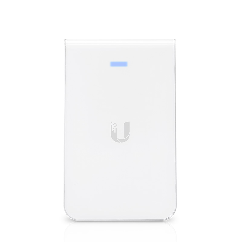 UBNT UniFi UAP-AC-IW 面板式无线AP室内双频 86型入墙式wifi覆盖