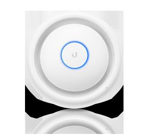 UAP-AC-EDC 1750Mbps 802.11ac 双频无线接入点(带公共广播系统)
